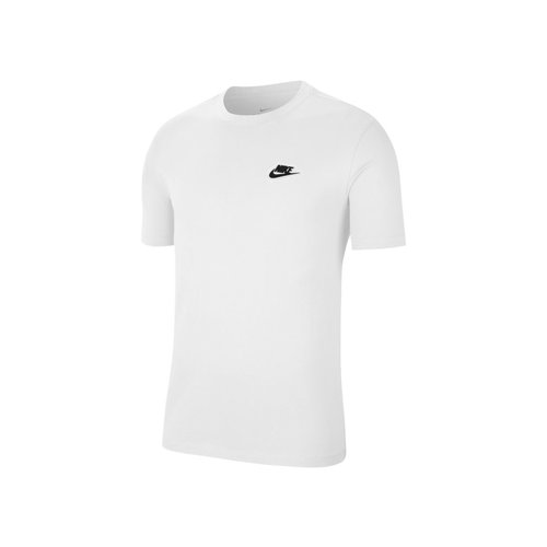 NSW Tee White Black CU8916 100