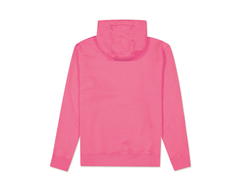 Nike NSW Club Fleece Hoodie Pinksicle White BV2654 684