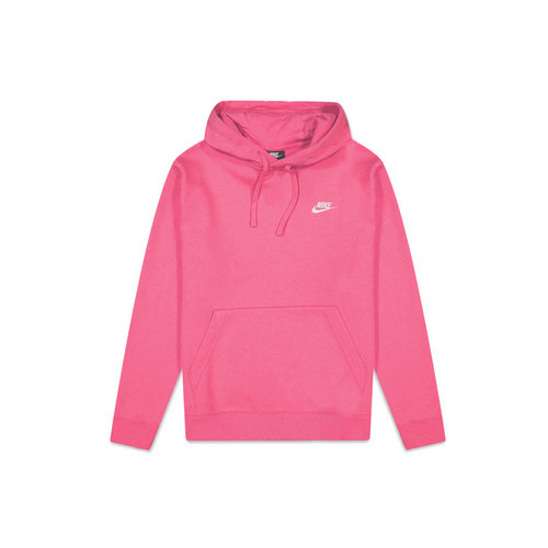 NSW Club Fleece Hoodie Pinksicle White BV2654 684
