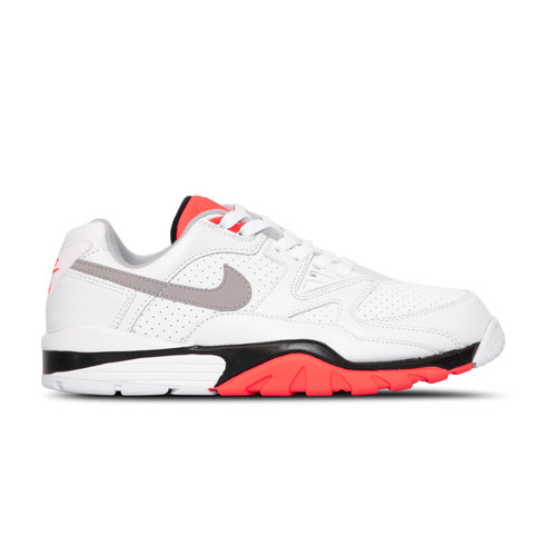 Air Cross Trainer 3 Low White LT Smoke Grey Bright Crimson Black CN0924 101