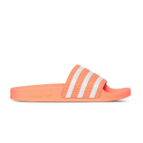 Adilette W Pink White EG5008