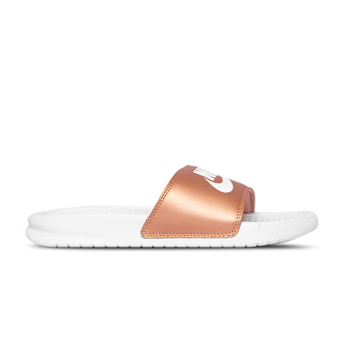 Benassi JDI White White Metallic Red Bronze 343881 108