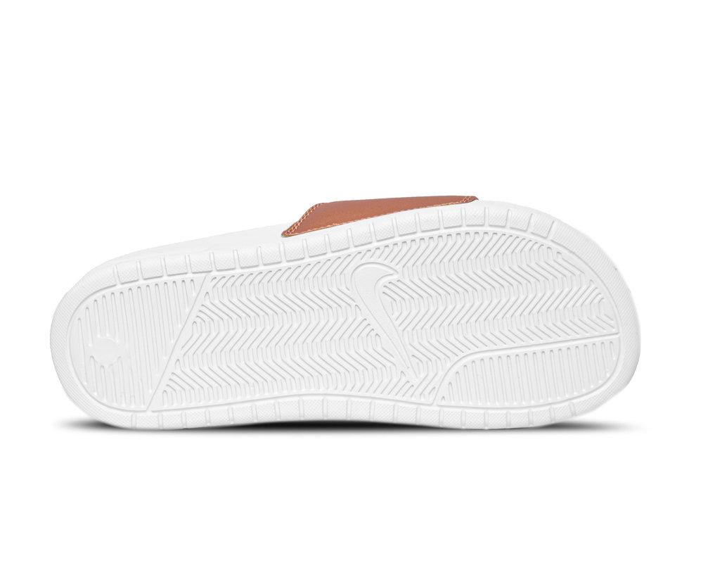 Nike Benassi JDI White White Metallic Red Bronze 343881108