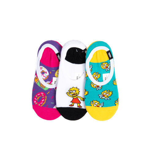 x The Simpsons Socks GS  VN0A4V49ZZZ1