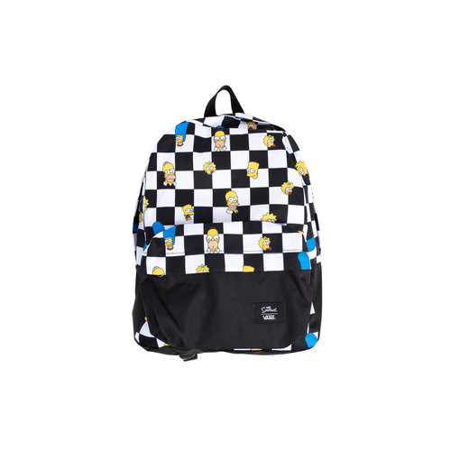 x The Simpsons Old Skool Backpack III Black VN0A3I6RZZZ1