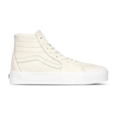 SK8 Hi Tapered Soft Leather White VN0A4U1624H1