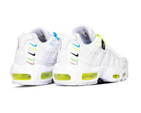 Nike W Air Max 95 SE White Volt Blue Fury CV9030 100