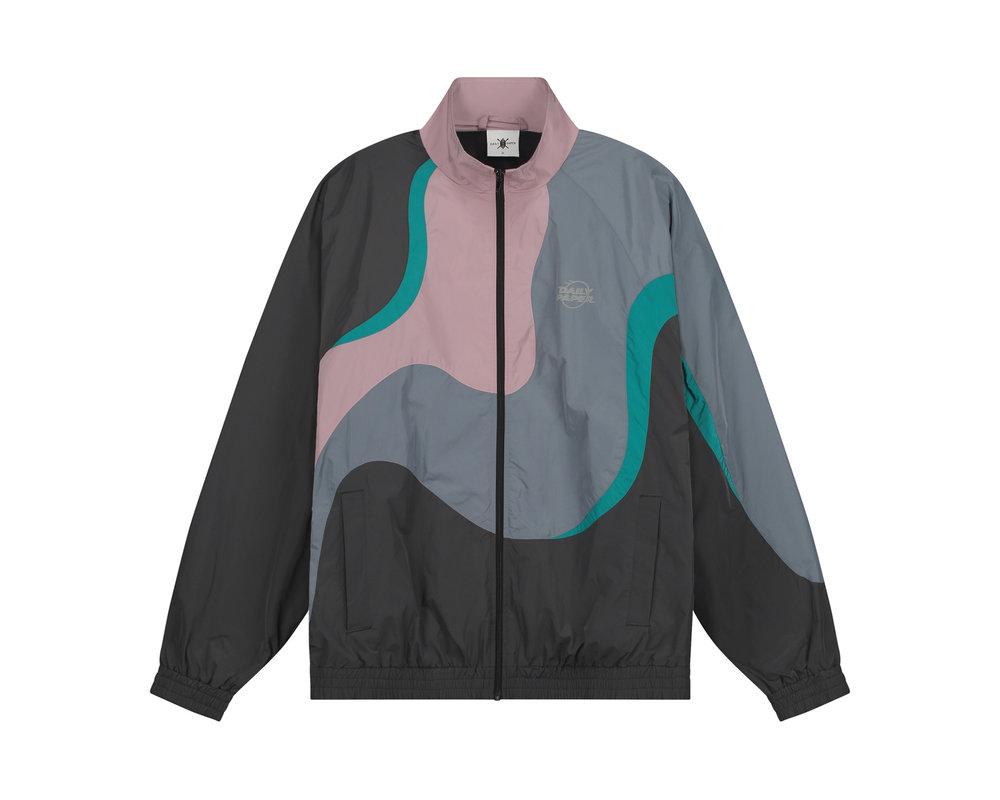 Daily Paper Jasah Jacket Grey Lilac Teal 2021079 23