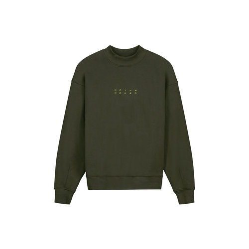 Jimfor Sweater Forest Green 2021045 3