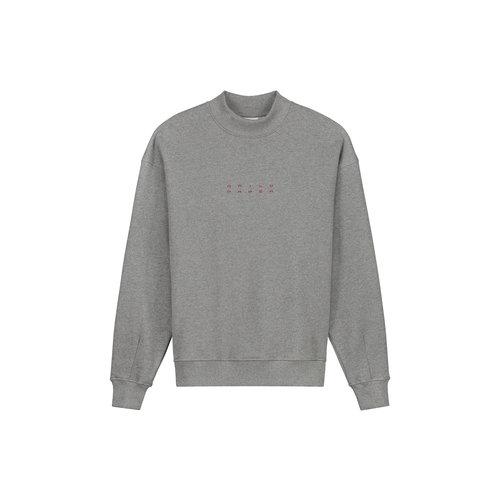 Jimmel Sweater Grey Melange 2021046 23