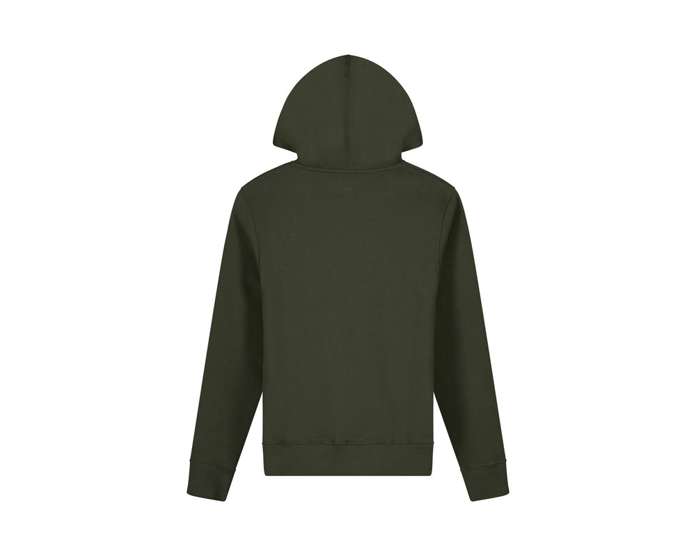 Daily Paper Alias Hoodie Forest Green 2021107 22