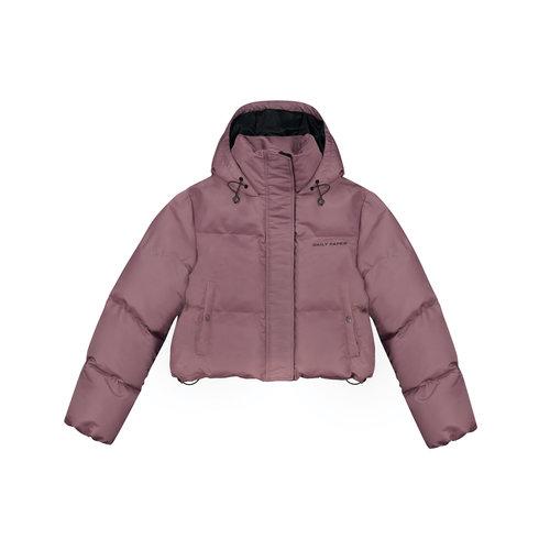 Epuff Jacket Cropped Mauve Pink 2022083 41