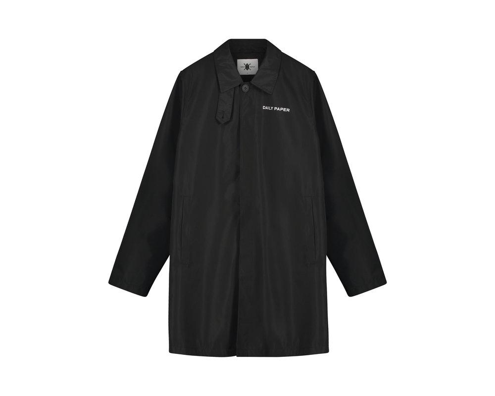 Daily Paper Emack Jacket Black Long 2021120 4