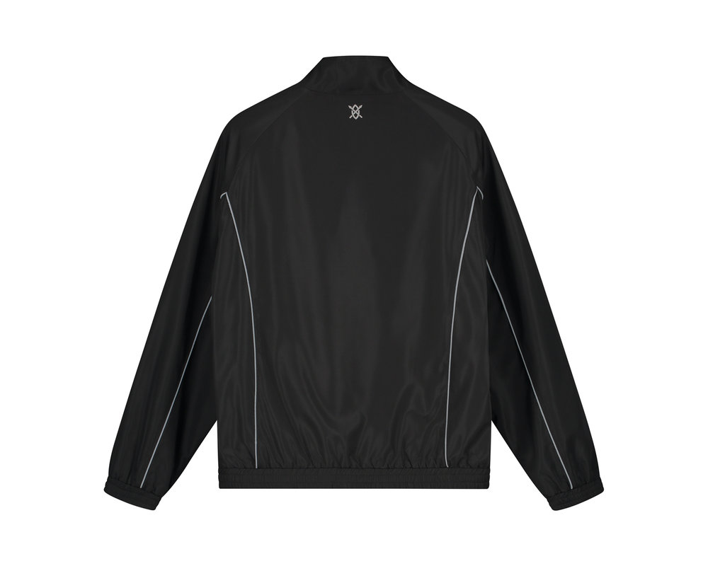 Daily Paper Etrack Top Jacket Black 2021126 4