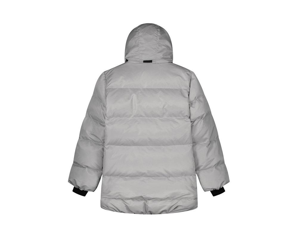 Daily Paper Epuffa Mid Jacket Grey Violet 2021130 23