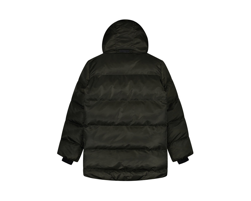 Daily Paper Epuffa Mid Jacket Forest Green 2021131 22