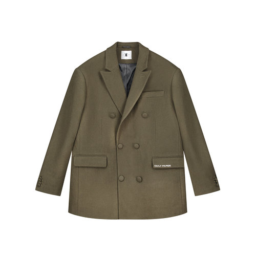 Eheck Jacket Forest Green 2021150 22