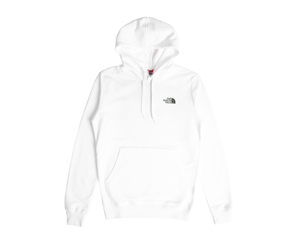 The North Face Geodome Hoodie TNF White NF0A4M82FN41