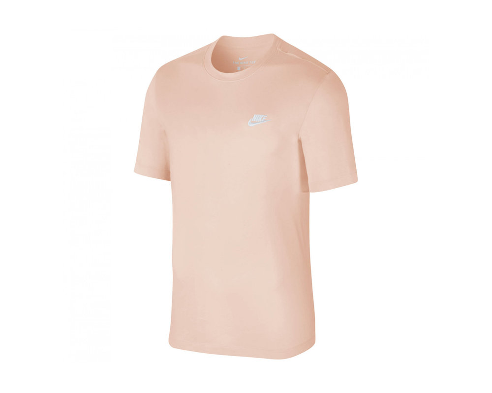 Nike NSW Tee Washed Coral White AR4997 664