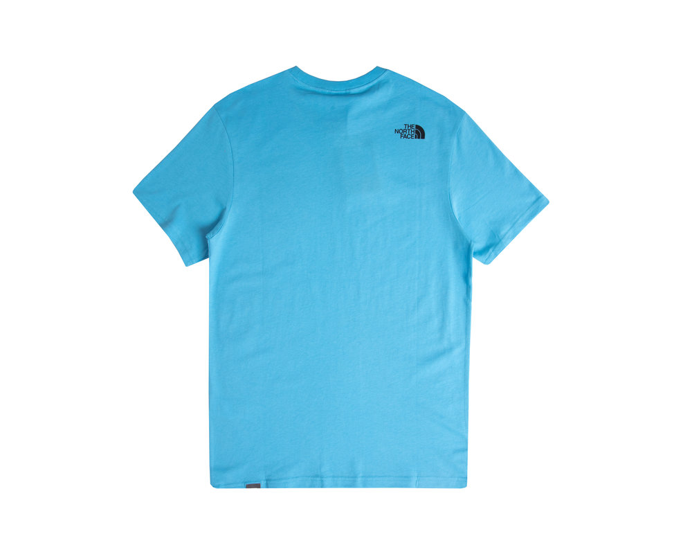The North Face Fine Tee Ethereal Blue NF00CEQ5L8P1
