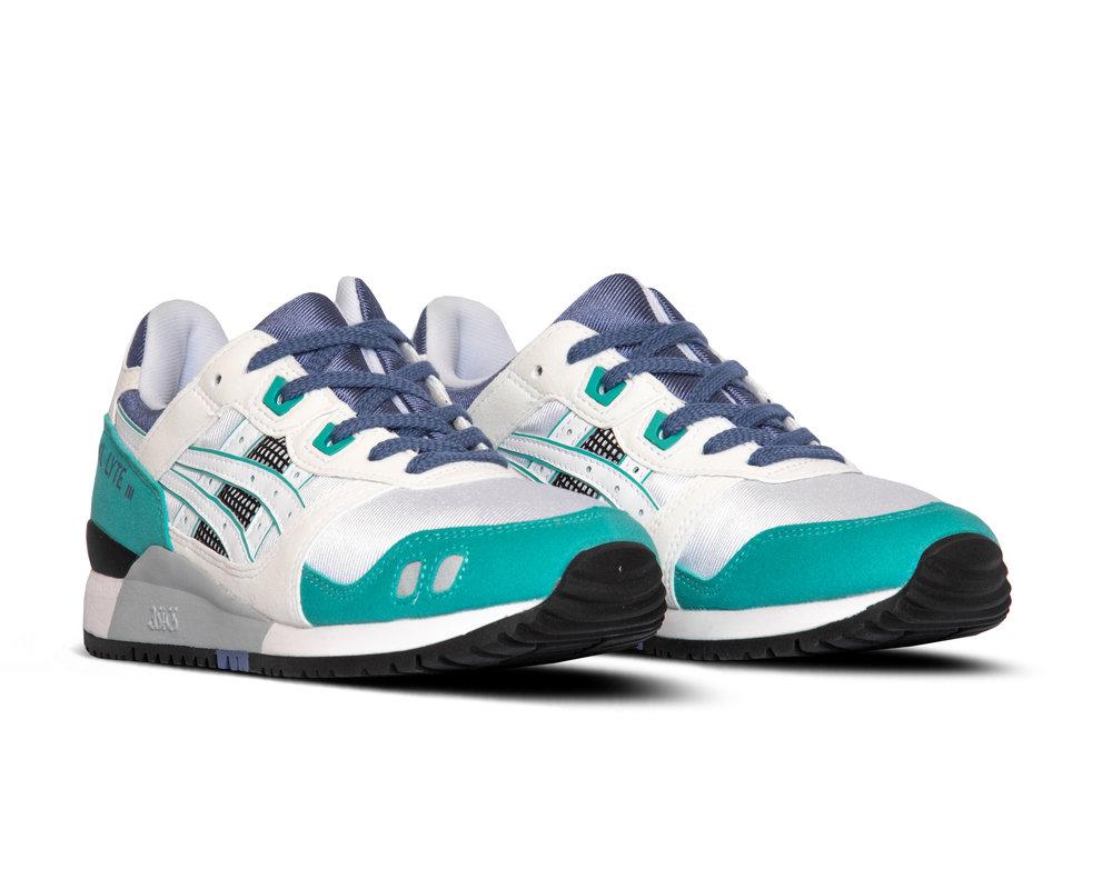ASICS Gel Lyte III OG White Blue 1191A266 103