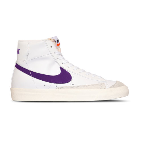 Blazer Mid '77 Vintage White Voltage Purple Sail BQ6806 105