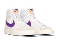 Nike Blazer Mid '77 Vintage White Voltage Purple Sail BQ6806 105