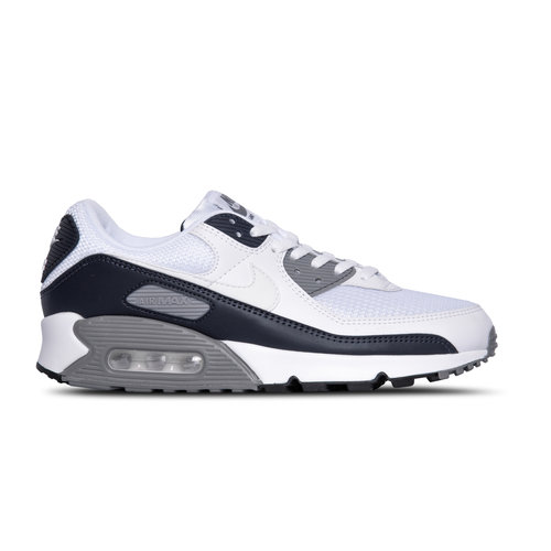 Air Max 90 White Particle Grey Obsidian CT4352 100
