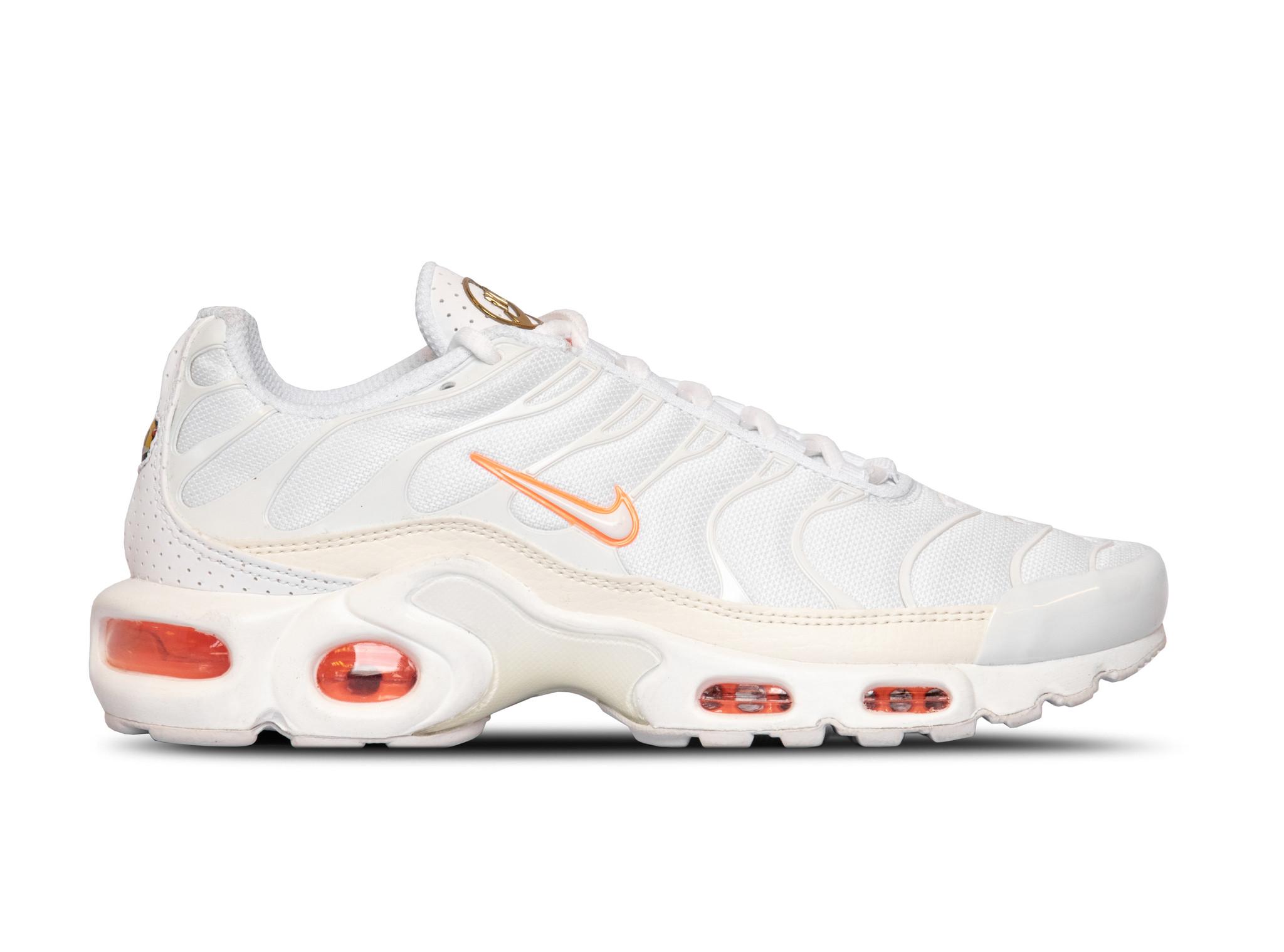 Nike W Air Max Plus White Atomic Pink