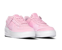Nike W Air Force 1 Shadow Pink Foam White CV3020 600