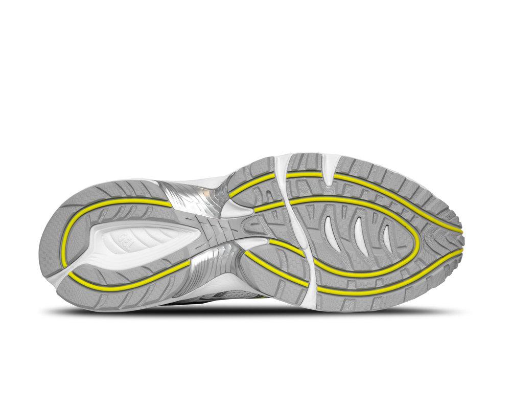 ASICS Gel 1090 White Pure Silver 1201A041 100