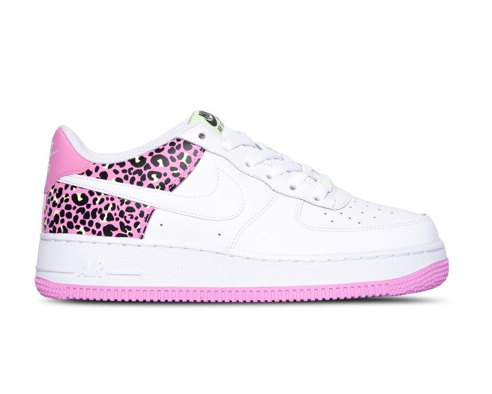Nike Air Force 1 '07 GS White Pink Rise DA4673 100