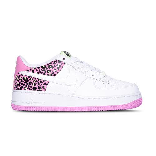 Air Force 1 '07 GS White Pink Rise DA4673 100