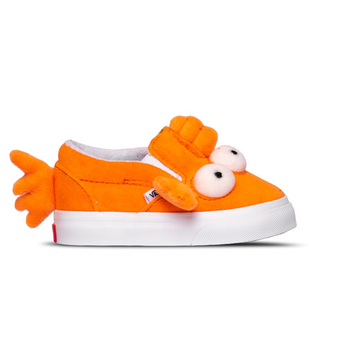 x The Simpsons Fish Slip On V Blinky VN0A4VJV16W1