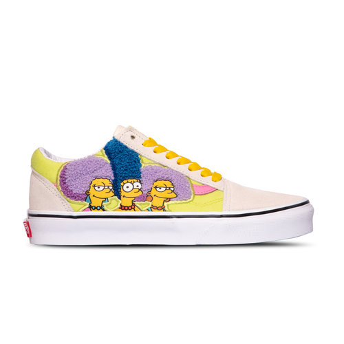 x The Simpsons Old Skool The Bouviers VN0A4BV521M1