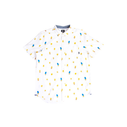 x The Simpsons Houser Men Short Sleeve The Simpsons VN0000MYZW51