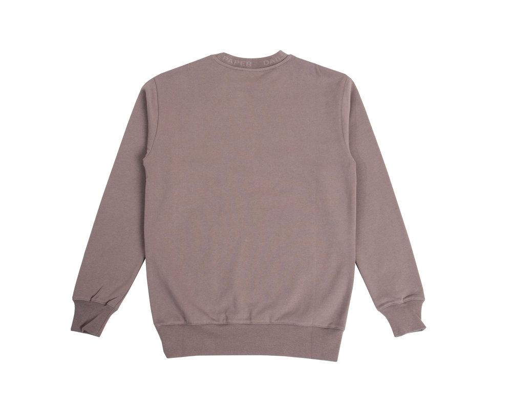 Daily Paper Derib Sweater Iron Brown 2021173 57