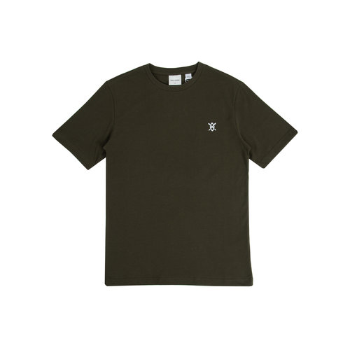 Shield Tee Forest Green 2021100 22