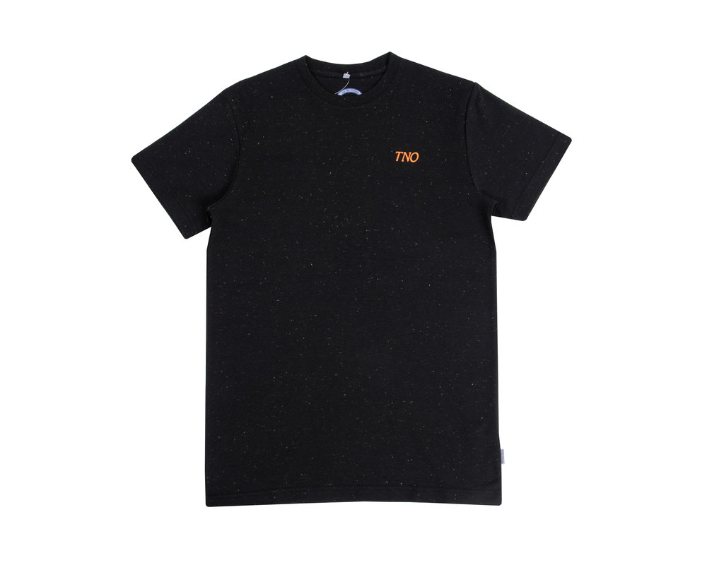 The New Originals Creatives Are The New Athletes Tee Speckled Black TNO22