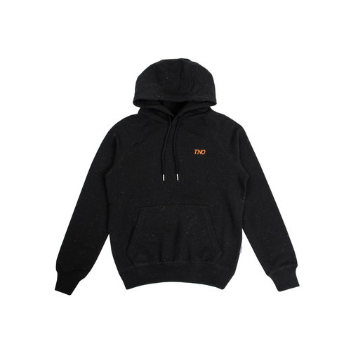 Creatives Are The New Athletes Hoodie Speckled Black TNO23