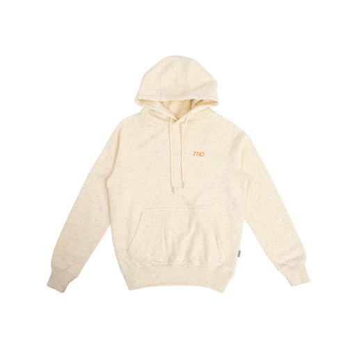 Creatives Are The New Athletes Hoodie Speckled Creme TNO24