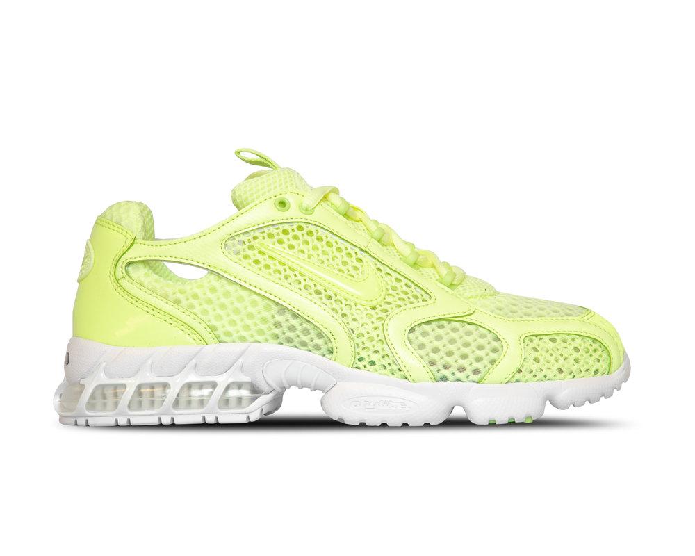 Nike Air Zoom Spiridon Cage 2 Barely Volt White CJ1288 700