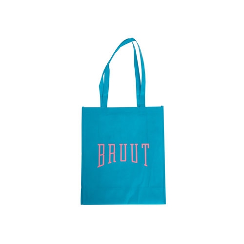 Exclusive Totebag Cobalt Coral