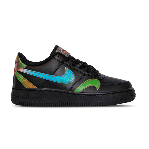 Air Force 1 LV8 2 GS Black Multi Color CZ5890 001