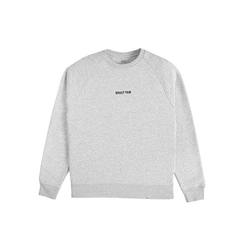 Gone For Today Crewneck Grey HFD125