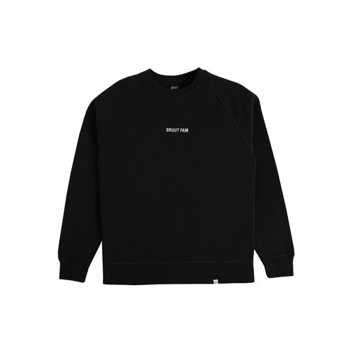 Gone For Today Crewneck Black HFD124