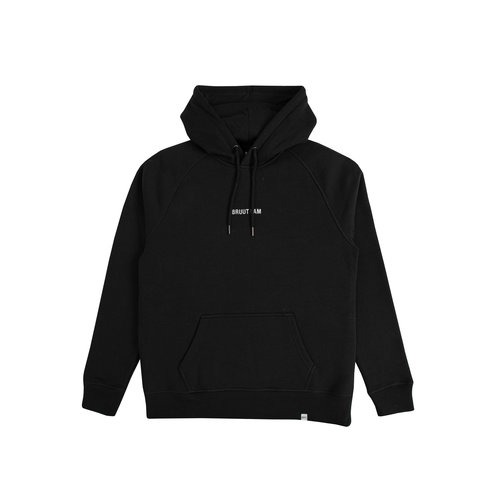 Gone For Today Hoodie Black HFD122