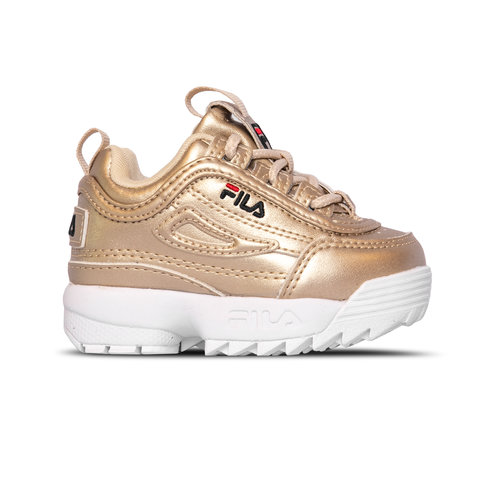 Disruptor F Infants Jr Gold 1011077 80