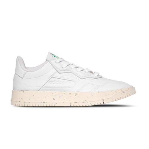 SC Premiere Clean Classics White Off White Green FW2361