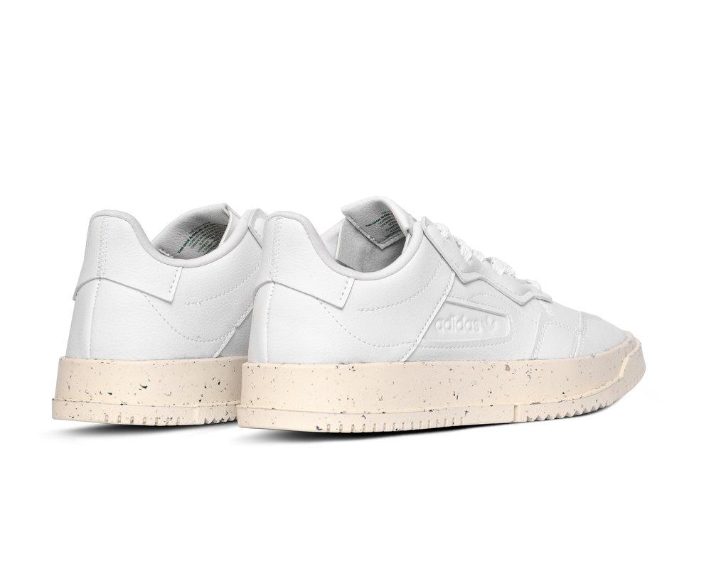 Adidas SC Premiere Clean Classics White Off White Green FW2361